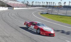 image for Up to 75% Off Stock-Car-Racing Experience