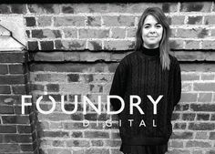 Welcome to Laura Gray our fabulous new #graphic #designer! http://ow.ly/pnZE309aoAV  Her design talent, positive energy and 70s music requests are a great addition to the Foundry family. #webdesign #agency #london