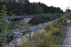 Verlassene Autobahn, ehemaliges Autobahnkreuz in NRW | #LostPlaces | #Urbexfotografie | www.lost.places-nrw.de