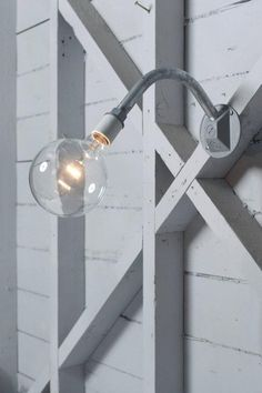 Bare Bulb Pipe Lamp Indlight http://www.etsy.com/listing/127766207/industrial-lighting-wall-mount-sconce?ref=shop_home_active