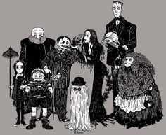 meedean: … The Addams Family!