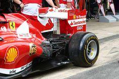 12/05/2013. OZ Racing wheels on Ferrari F138 single-seater at Spanish GP! #OZRACING #FERRARIWHEELS #F1WHEELS