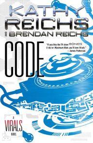Code paperback (Virals #3)