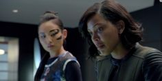 Minority Report TV show 1st look | Blastr See more Sci Fi at http://www.warpedspacescifi.com/