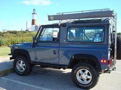 1994 Land Rover Defender 90 Arles Blue