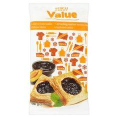 Tesco Value gyorsfagyasztott leveles tészta 500 g - Tesco Bevásárlás