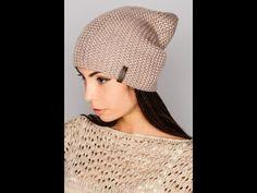 A maglia aghi cappello di lavoro a maglia su♥moda semplice cappello +  Master Class f7443783d69c