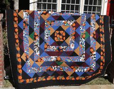 March Madness Basketball Quilt by marymcnultydesign on Etsy, $475.00