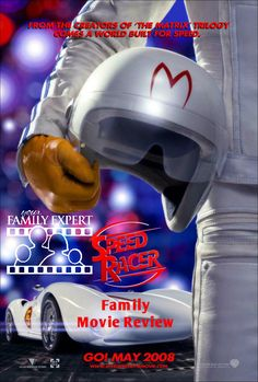 #classicreview: Anime remade with white actors for Hollywood has a terrible track record. Was 2008's SPEED RACER an exception? Read my review and share your thoughts! https://yourfamilyexpert.com/speed-racer-family-movie-review/