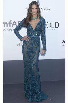 Todos los vestidos sobre la alfombra roja de la gala amfAR en Cannes 2013
