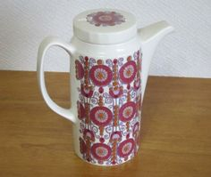 BARCAROLE Pot Tea Pots, Clay, Tableware, Pattern, How To Make, Dinnerware, Tablewares, Patterns, Dishes