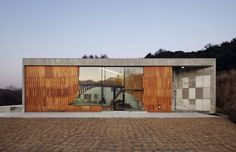 residence & artist studio in Korea by AND