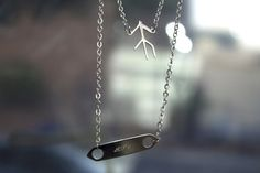 Hope Double Layer Necklace