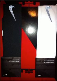 Custom JEWEL ENCRUSTED Black White Nike Pink Red by BUATHLETICS 45da8d461426