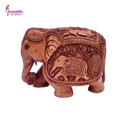 Handmade Home, Handmade Wooden, Elephant India, Wooden Elephant, Wooden Statues, Decoration Piece, Wooden Hand, Hand Carved, Unique Gifts