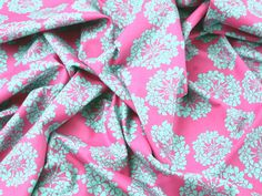Floral Print Cotton Poplin Dress Fabric | Fabric | Dress Fabrics | Minerva Crafts