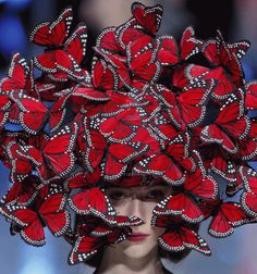 Phillip Treacy for Alexander McQueen