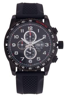 Relógio Bulova WB31667P Preto - Dafiti Brasil