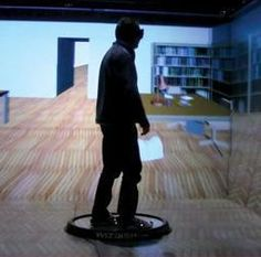 Virtual reality: Illusions help you explore on foot - tech - 21 June 2013 - New Scientist