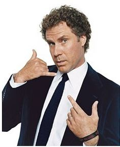"Will Ferrell- cant help but assume he is saying ""Call me, maybe"" lol Will Ferrell, E Cards, Call Me Maybe, Seriously Funny, Freaking Hilarious, That's Hilarious, Thats The Way, Just For Laughs, Saturday Night Live"