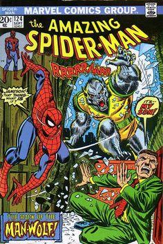 Amazing Spider-Man # 124 by John Romita