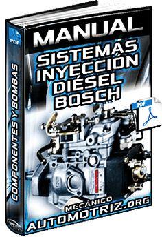 Ver Manual de Sistemas de Inyección Diésel Bosch Electronic Engineering, Mechanical Engineering, Engine Repair, Car Repair, Motor Diesel, Drift Trike, Common Rail, King Of Fighters, Toyota Cars