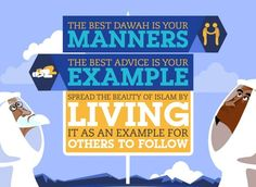 The best Dawah is your manners.  The best advice is your example.  Spread the beauty of Islam by living it as an example for others to follow.