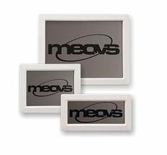 Digitale Funk-Türschilder für Konferenzräume; Auch geeignet für Montage auf Glaswänden!