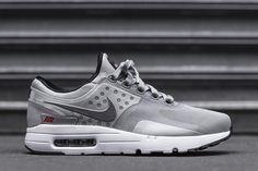 "Quickstrike Nike Air Max Zero ""Silver Bullet"" - EU Kicks: Sneaker Magazine"