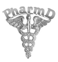 NursingPin - Pharm D Graduation Pin in Silver for Doctor of Pharmacy * You can find more details by visiting the image link.
