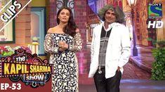 Dr. Mushoor Gulati meets Ae Dil Hai Mushkil Team -The Kapil Sharma Show-...