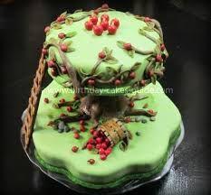 Apple Orchard Birthday CAKE