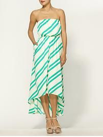 such a perfect summer dress...  striped maxi dress  -collective concepts from piperlime