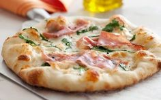 White Pizza Recipe by Debi Mazar and Gabriele Corcos