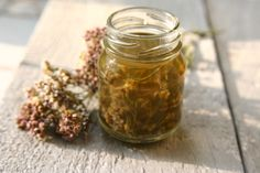 Mason Jars, Herbs, Diy, Bricolage, Mason Jar, Herb, Do It Yourself, Homemade, Diys