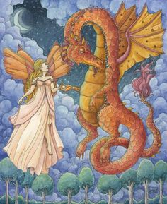 Christy Babrick - A Dance with a Dragon