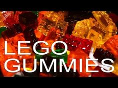 """How to make your our own gummy candy in the shape of LEGOs.     Background music: I'm Scatman """"Instrumental cover"""" created by ronthecyborg and used with permission    Project inspired by: http://www.instructables.com/id/LeGummies-brick-shaped-gummy-candies/    Vegan option: There is another kind of jelly candy that could be made with a different recip..."""