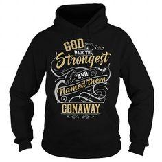 CONAWAY CONAWAYBIRTHDAY CONAWAYYEAR CONAWAYHOODIE CONAWAYNAME CONAWAYHOODIES  TSHIRT FOR YOU