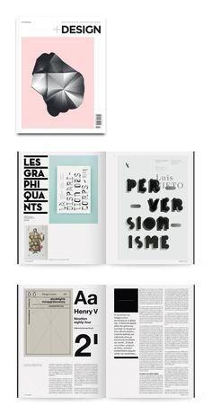 +DESIGN Magazine by Designers United