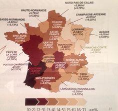 #credit selon Cafpi , Le pouvoir d'achat immobilier augmente ...jusqu'à 7m2 en plus ( calcul réalisé sur le taux moyen de 20 ans )