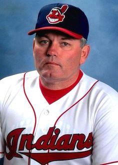 Mike Hargrove - Mgr - Cleveland Indians