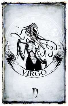 Descubra seu lado sombrio signos do zodíaco - Arte no Papel Online Creepy Sketches, Creepy Drawings, Dark Art Drawings, Creepy Art, Cool Drawings, Art Sketches, Virgo Art, Zodiac Art, Zodiac Signs