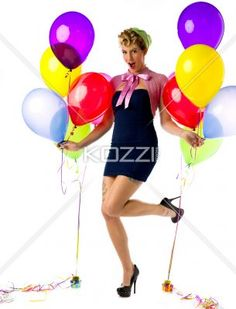 Great stock image for a birthday card