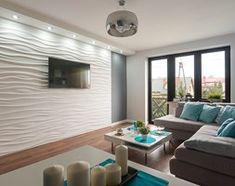 Mieszkanie Siedlce - Salon, styl nowoczesny - zdjęcie od zaneta-jastrzebska