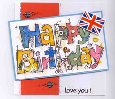 Some Cards, My Stamp, Cardmaking, Birthday Cards, Birthdays, Love You, Words, Gallery, Creative