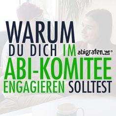 Lerne zu organisieren. Lerne zu koordinieren. Funktioniere unter Stress. Engagier dich im #Abi-Komitee. #abikomitee #abitur