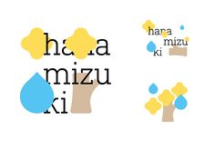 hanamizuki on Behance Kids Branding, Logo Branding, Branding Design, Logo Design, Logo Word, Typography Logo, Graphic Design Services, Design Agency, Typography Letters