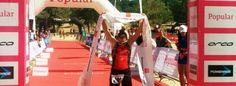 Cto de Triatlón Élite Olímpico. El TeamClaveria en el Villa de Madrid