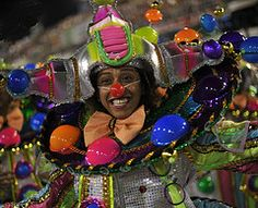 Carnaval 2012, muita alegria na passarela !!!