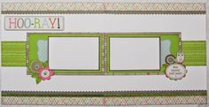 Creating with Christine: Lollydoodle Club Layouts